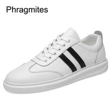 Phragmites Tenis Masculino Men Shoes Small Size 35#Casual Shoes Korean European Breathable Students Sneakers White Zapatillas