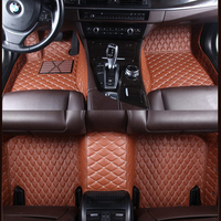 Car Styling Custom Fit Full Surround Car Floor Mats For TOYOTA 4RUNNER ALTEZZA AVALON AVENSIS AURIS