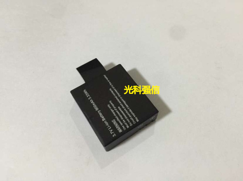 SJ4000 SJ7000 S009 series camera battery Coyote Sports Camera Battery 900 Ma Rechargeable Li-ion Cell