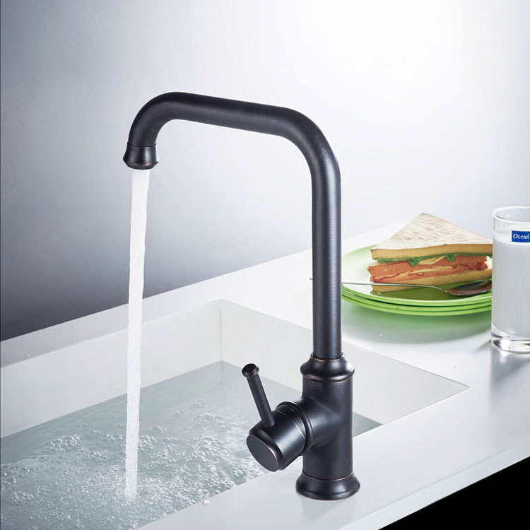 Basin Faucets Black Color Brass Crane Bathroom Faucets Hot and Cold Water Mixer Tap Contemporary Mixer Tap torneira B3287 basin faucets antique black oil brass crane bathroom faucets hot and cold water mixer tap contemporary mixer tap torneira