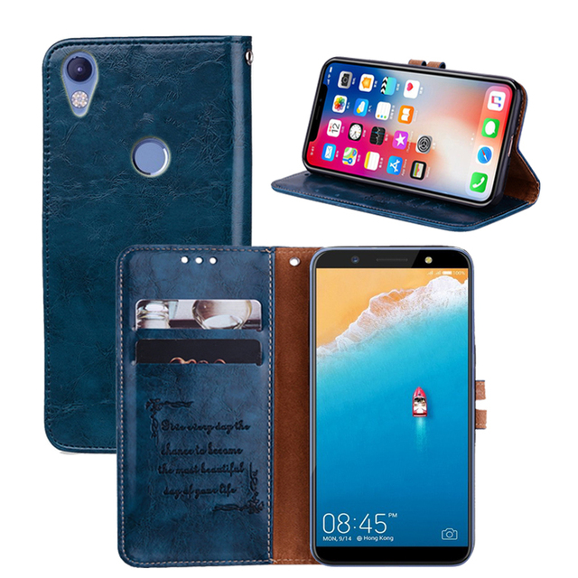 reputable site 0be95 211ab US $4.99 |Newest Wallet Case For Tecno Camon CM case Back Cover Case 5.7