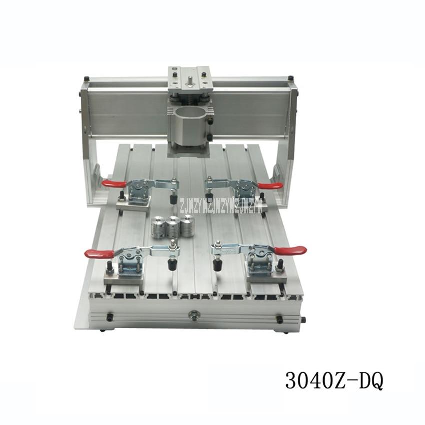 New 3040Z-DQ CNC Engraving Machine DIY Frame Ball Screw Cnc Milling Frame Engraving Milling Machine Frame 110V/220V 400x300mmNew 3040Z-DQ CNC Engraving Machine DIY Frame Ball Screw Cnc Milling Frame Engraving Milling Machine Frame 110V/220V 400x300mm
