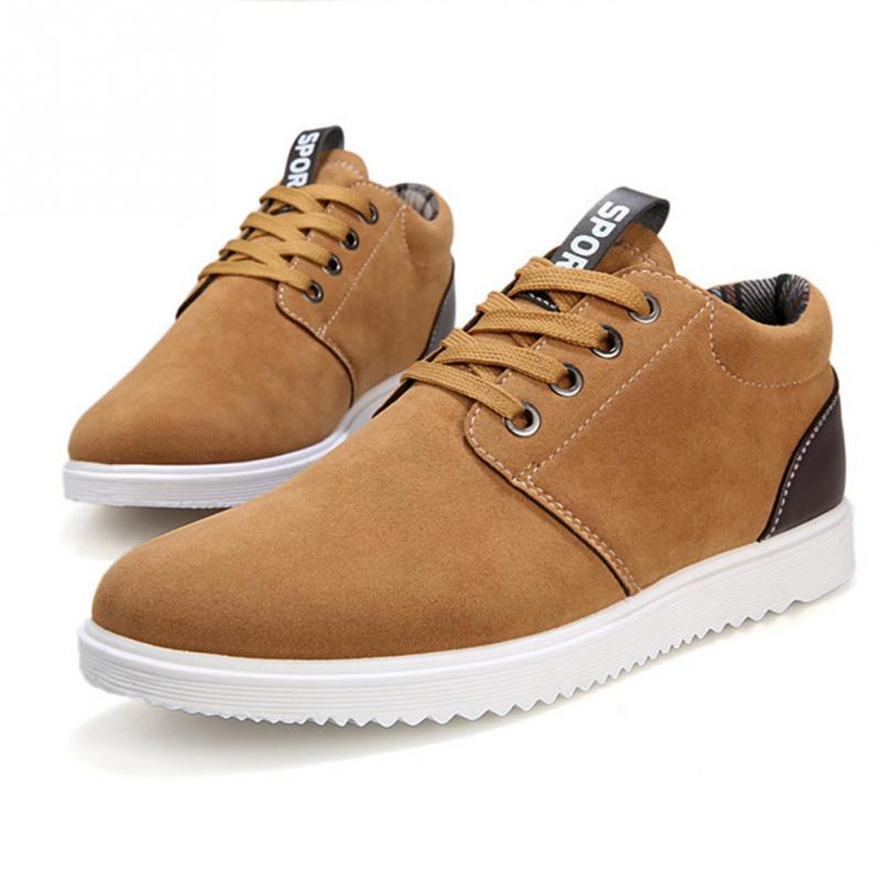 New Arrival Autumn Winter men sneakers Gentleman Business Casual shoes