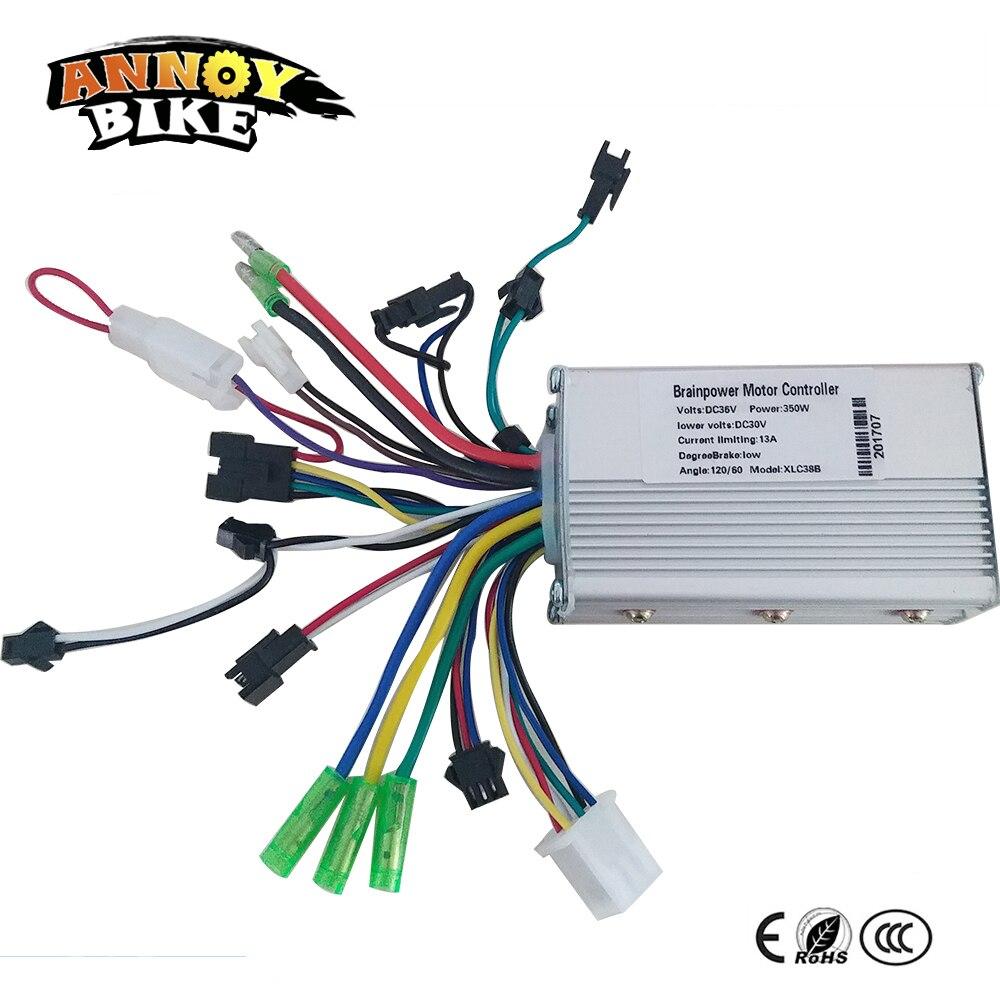250w 350w 24v 36v 48v Dc Mofset Bldc Controller Brushless