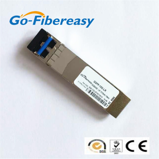 US $89 99 |100% New Hot Sell For Cisco SFP 10G LR SFP+ Module 10GBASE SR  SFP Transceiver Module 1310nm 10KM Duplex LC connector -in Fiber Optic