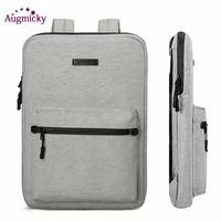Slim Backpack Men Lightweight 15.6 Inch Laptop Notebook Backpacks Women Waterproof Thin Business Travel Bags For Macbook 14 Case