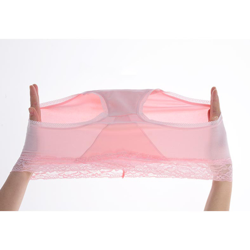 SALLY NICE Pregnant Breast feeding Low Waist Underwear Maternity Panty Healthy Comfy Lace Good Elasticity Freely Antisepsis