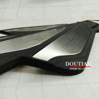 Door Sill Scuff Plate Welcome Pedal Stainless Steel for Ford Kuga Escape 2017 2018 Car Styling Accessories