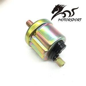 Тройной набор 52 мм, датчик температуры масла + Датчик температуры воды + Датчик давления масла с датчиком 3 в 1 Автомобильный измеритель