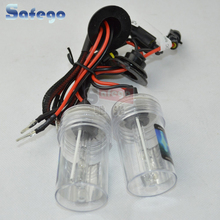 Free shipping 35w xenon H27 880 bulb DC Car headlight Car Light source hid lamp bulb 6000K 8000K 35W H27 xenon light lamp bulb