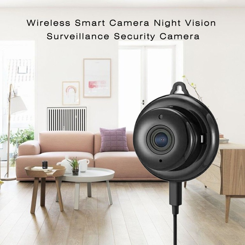 LESHP 960P Wireless Smart Camera Ip camera 105 Degree Viewing Angle WiFi Home Securiy Protector CMOS Sensor Night Vision leshp smart home security camera system personal wireless lighting table lamp smart 2mp image sensor wifi mini ip camera