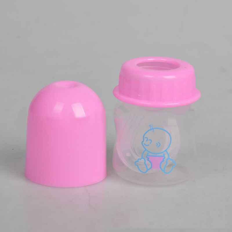 60 мл для новорожденных мини-бутылочка для кормления Mamadeira безопасный Biberon малыша Кормление грудью воды Детская Бутылочка Молоко Фруктовый сок бутылки