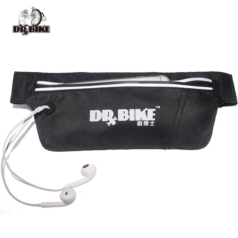 Drbike Açık Spor Bisiklet Çanta için Su Geçirmez Unisex Fanny - Bisiklet Sürmek - Fotoğraf 1