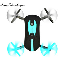Love Thank You Original RC Helicopter JY018 Quad Copter Mini Drone Wiith Camera 2.0MP Wifi Helicopter Drone Selfie Quadcopter