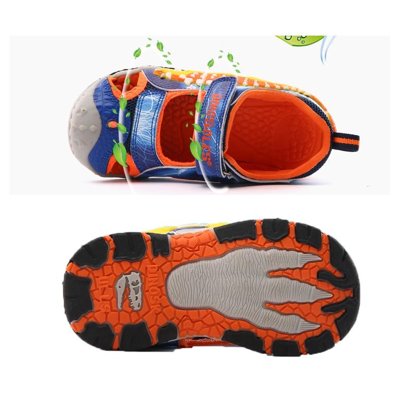 Shoes Cartoon Dinosaur Sneakers