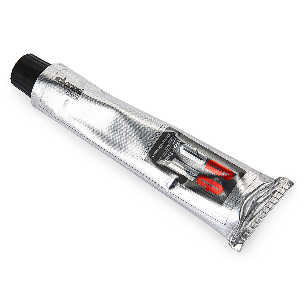 Профессиональное освещение Серый цвет постоянный супер краска для волос крем