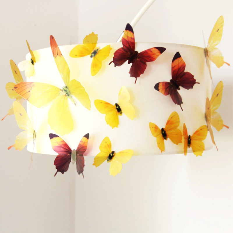 Old Fashioned Paper Butterfly Wall Art Ideas - Wall Art Design ...
