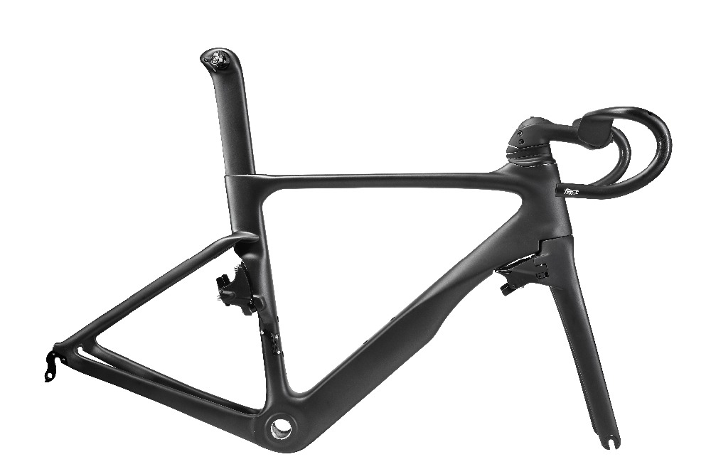VISAVENGROAD T1000 Carbon Fiber Road Bike Frame with OEM/ODM Original Brand Logo in Size 46/49/52/54/56/58/cm Free Duty Express image