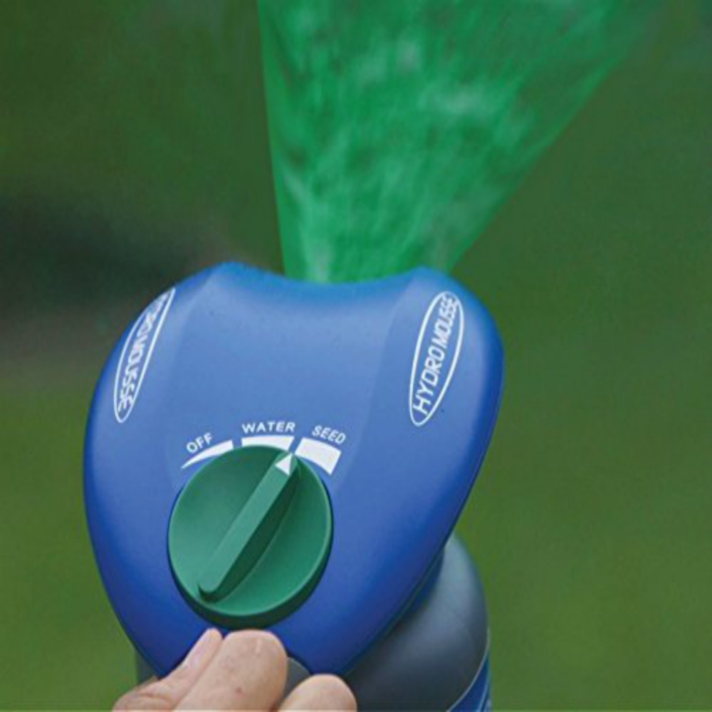 Image 5 - Professional Garden Hydro Mousse Liquid Lawn Sprayer Household Seeding System Grass Spray Device Lawn Care Garden Tools-in Water Cans from Home & Garden