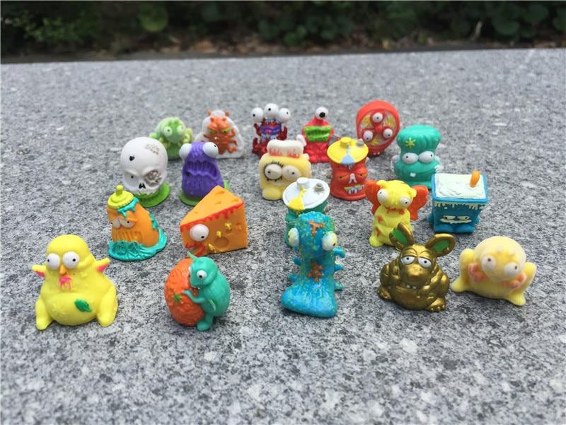 TT03-- 50pcs The Trash Pack Trashies Mini Figures Random Toy Figures New Loose gletcher tt