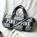 Новый в. С. мода сумки нейлон сумки для Путешествий известный дизайнер бренда сумки сумка сумка любовь розовый JSB1