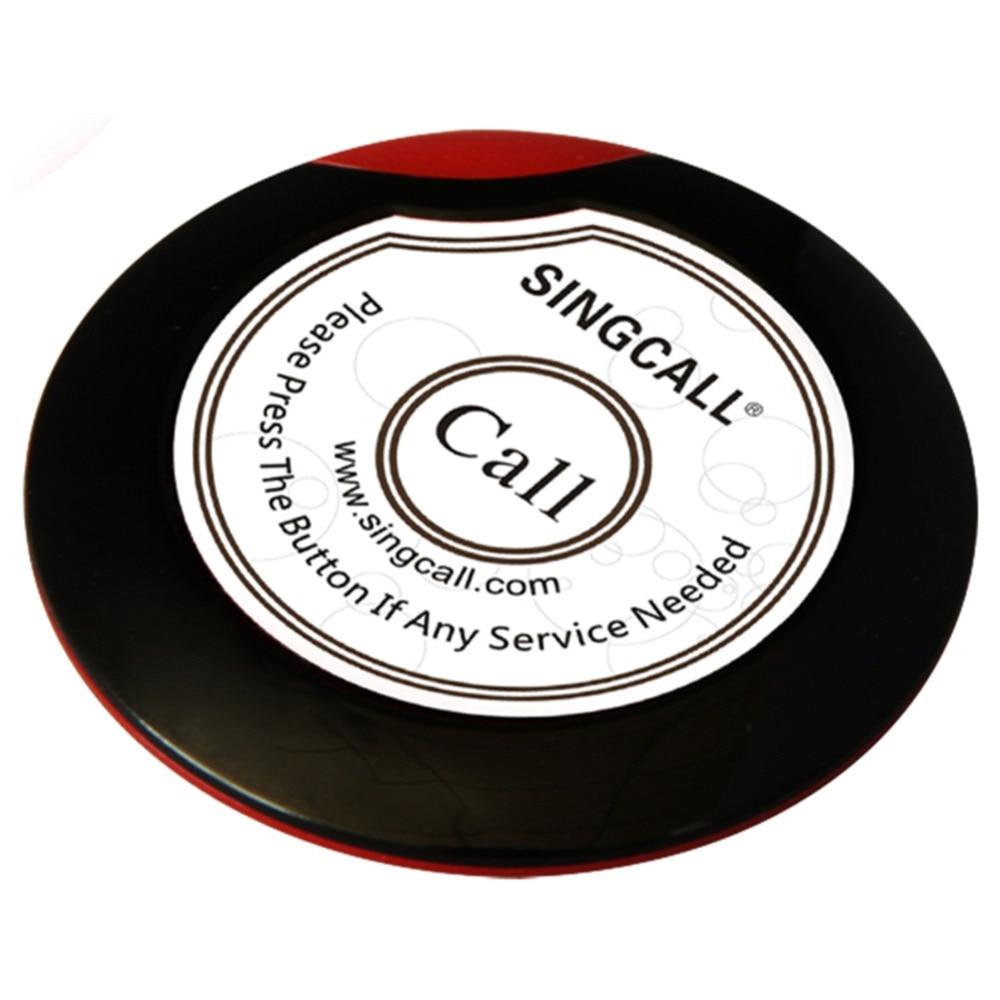 SINGCALL Сымсыз супермаркет банктік - Кеңсе электроника - фото 5