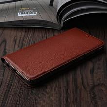 Винтаж Подлинная Кожаный чехол для sony Xperia X F5121 F5122 Роскошные Случаи Мобильного Телефона