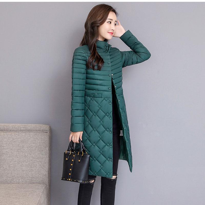 2018   Parkas   Female Women Winter Coat Thickening Cotton Jacket   Parkas   for Women Winter Long Thick Warm Cotton Outwear