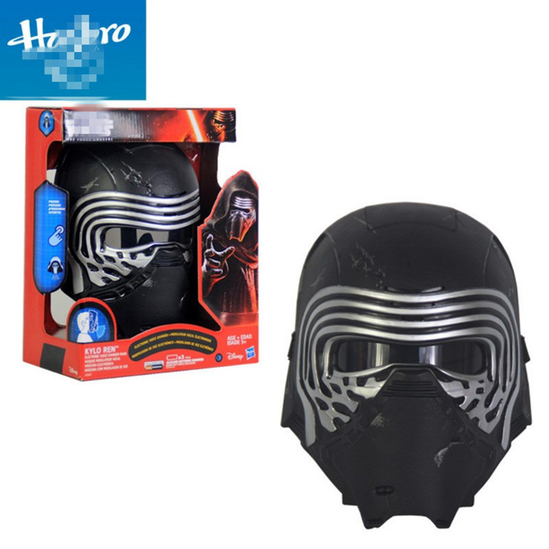 Kylo ren Masker Voice changer Masker Roleplay Star Wars De Force Wekt Darth vader Helmen Stormtrooper Helm Halloween cosplay