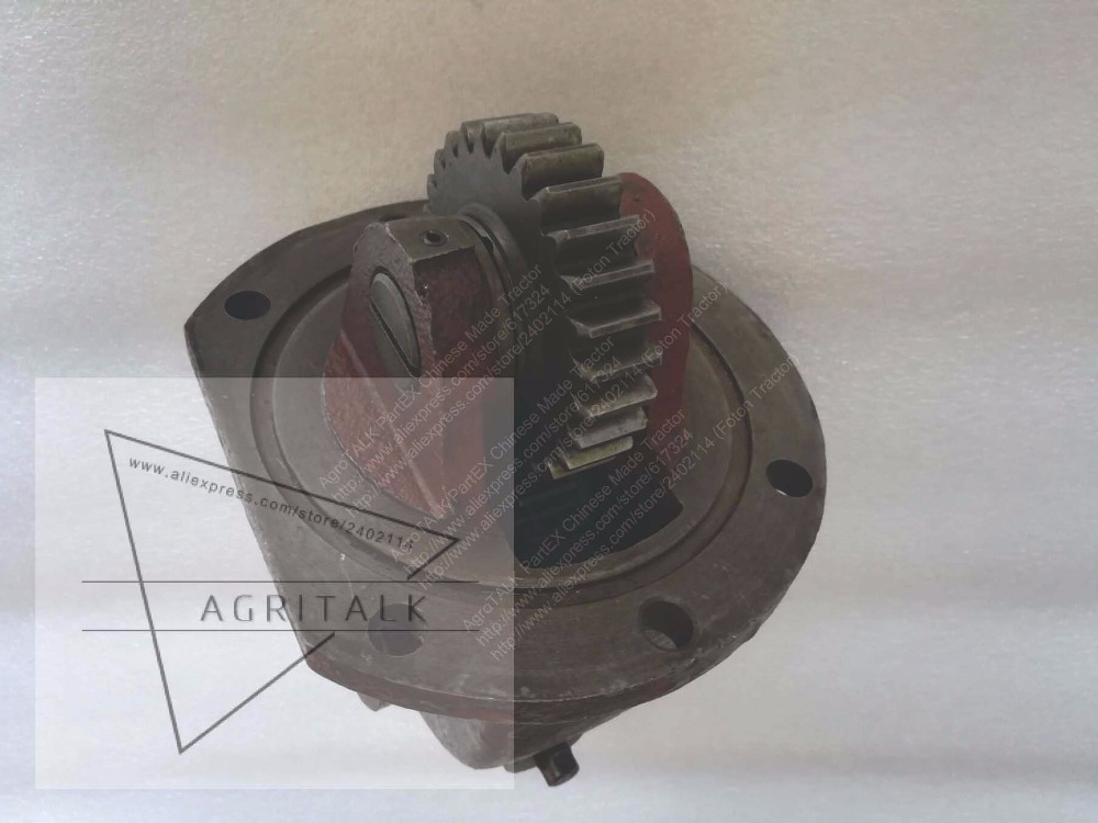 Shandong Taishan KM504,KM554 tractor parts, the power transmission division assembly,parts number: shandong weituo tractor parts the distributor of ts 240d tractor the small wheeled tractor with single cylinder engine