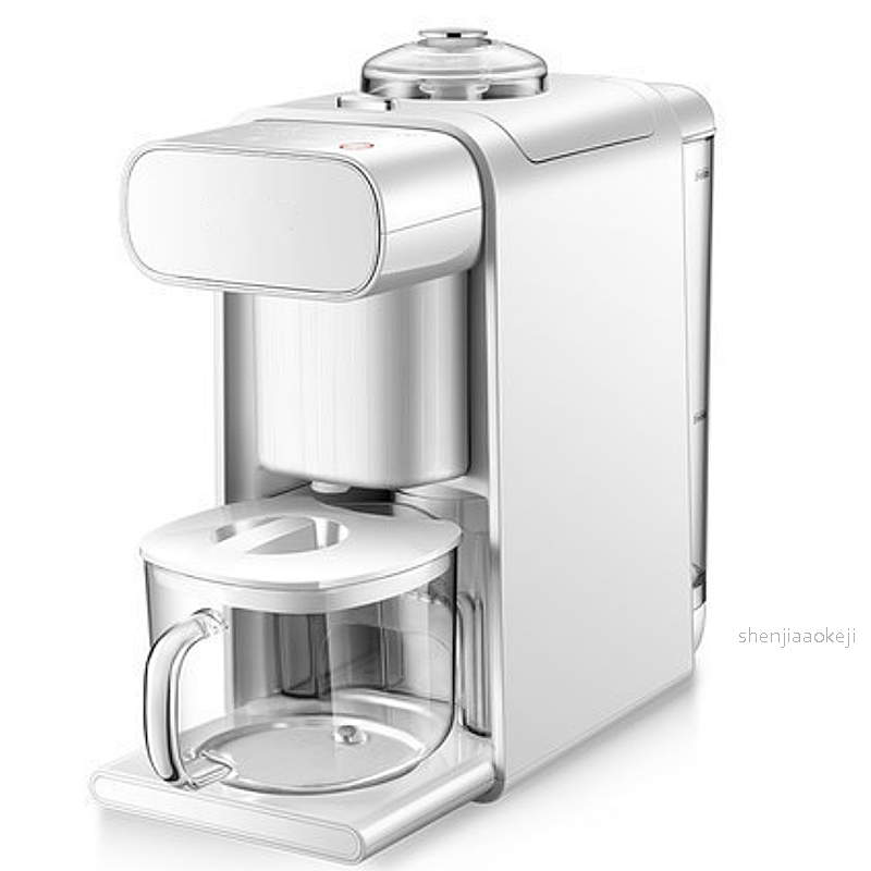 1L Multifunction Soybean milk Maker support automatic cleaning Soy-beans Milk machine juicer Juice machine  220v1L Multifunction Soybean milk Maker support automatic cleaning Soy-beans Milk machine juicer Juice machine  220v