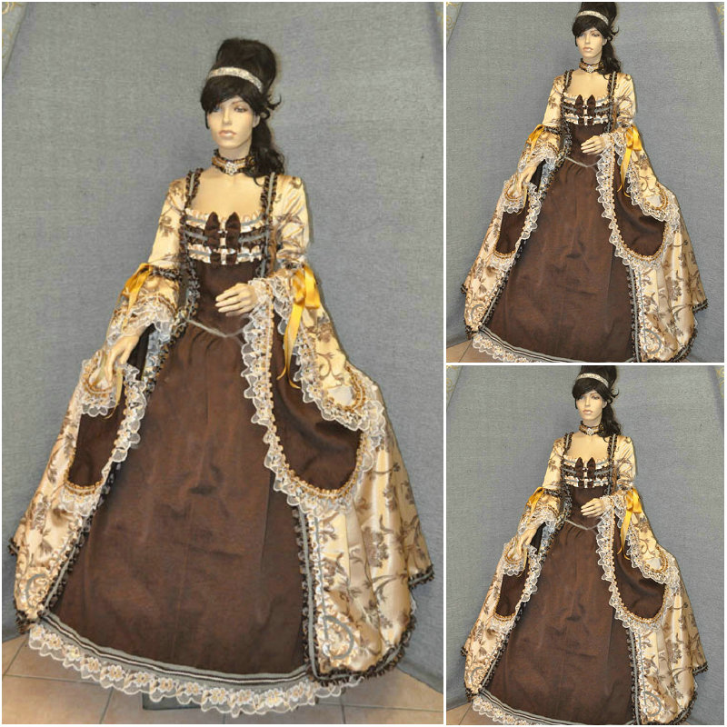 ᗜ LjഃHot sale! Customer-made Vintage Costumes Victorian Dresses ...