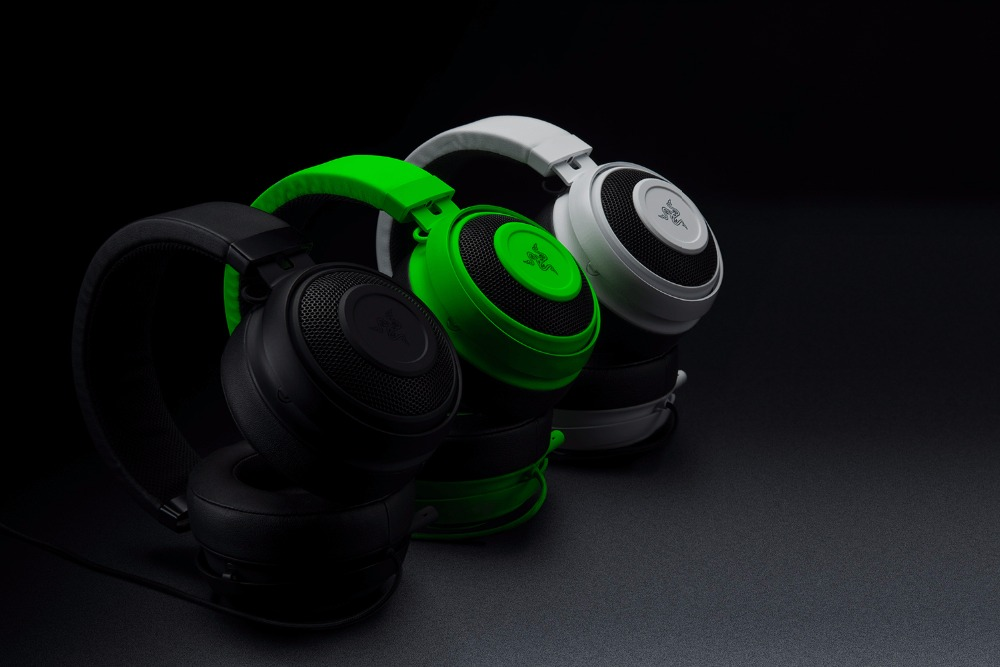 Razer Kraken Pro V2 Analog Gaming Headset 7