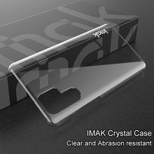Imak for Huawei P30 Pro Transparent Crystal PC Clear Wearproof Hard Case Cover