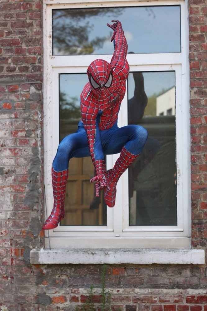 Новый костюм Человека-паука 3D принт дети взрослый лайкра спандекс Человек-паук костюм для Хэллоуина талисман Косплей