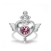 Sailor Moon Silver 925 Rings Japan Cos Japan Jewelry Sailor Jupiter H