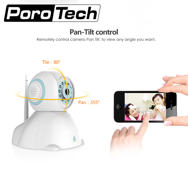 C7842WIP 720P Wireless IP Camera Wifi Network CCTV Security Camera H.264 Indoor P2P IP Cam Baby Monitor Real View