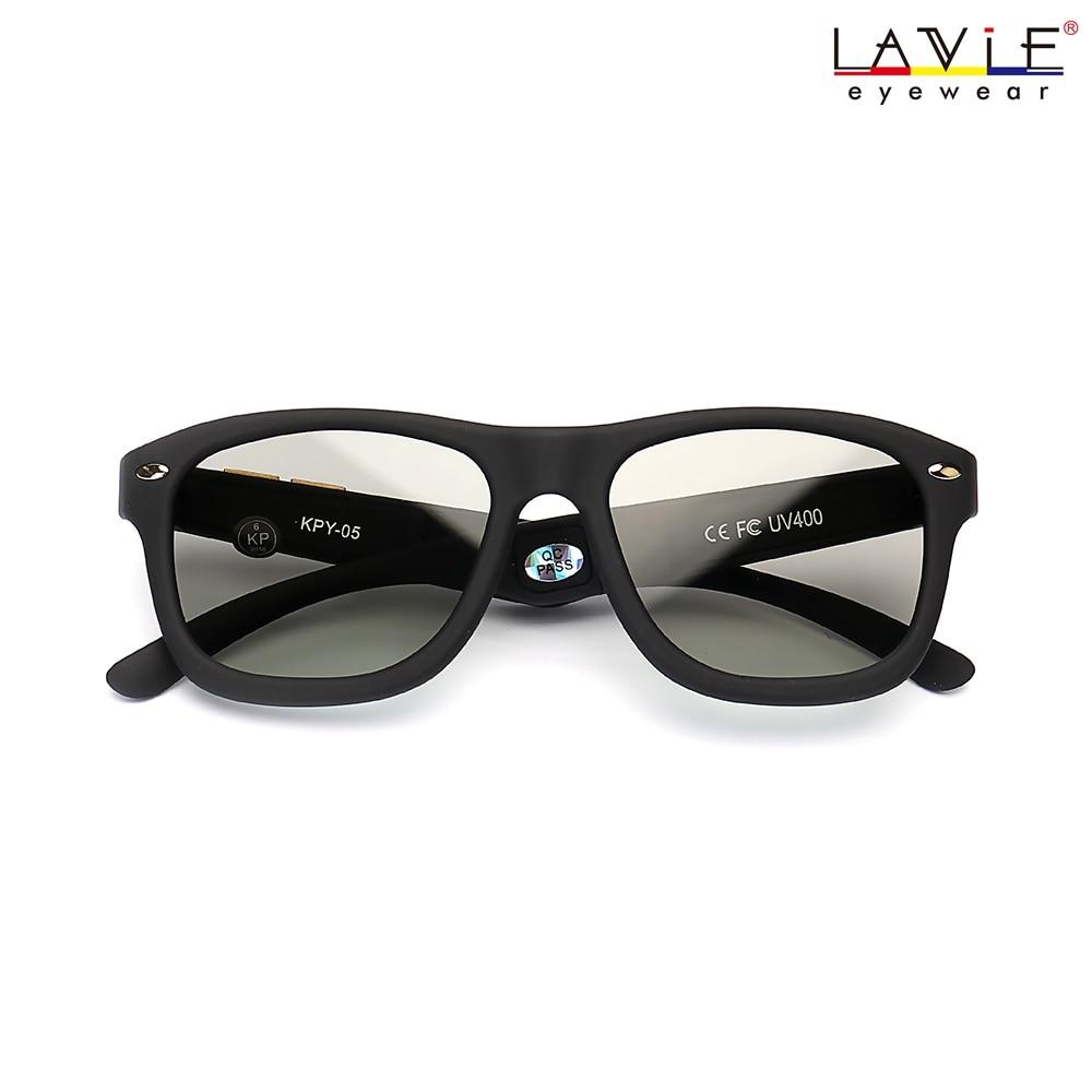 Gafas de sol originales elegantes del diseño de las gafas de sol LCD - Accesorios para la ropa
