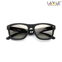 Smart Original Design Magic Sunglasses LCD Polarized Lenses Adjustable Transmittance Darkness with Liquid Crystal Lenses LCD 05