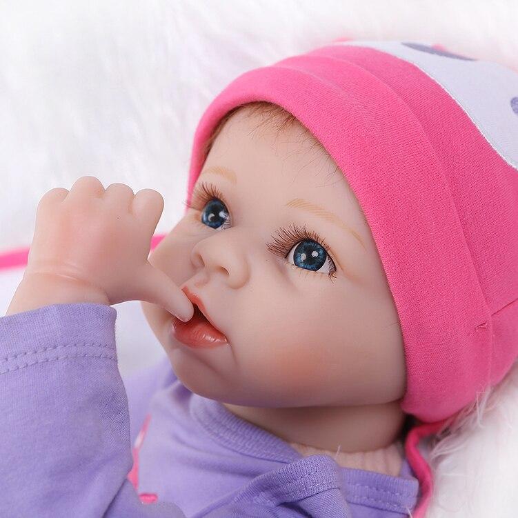 NPK COLLECTION lifelike reborn doll wholesale baby fashion doll Christamas Gift FOR KIDS