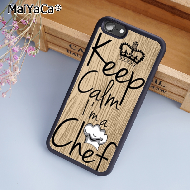 Cellphones & Telecommunications Maiyaca Keep Calm I M Doctor Nurse Chef Bride Phone Case Cover For Iphone 5 5s Se 6 6s 7 8 X Samsung S5 S6 S7 Edge S8 S9 Plus In Many Styles