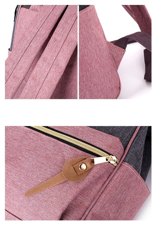 HTB1WfgDPHPpK1RjSZFFq6y5PpXaH 2019 Korean Style oxford Backpack Women plecak na laptopa damski mochila para adolescentes school bags for teenage girls