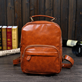 Black&Coffee New Fashion Shoulder Bag Unisex Retro Vintage Backpack Leisure Student Bags Preppy Style Tote MB41