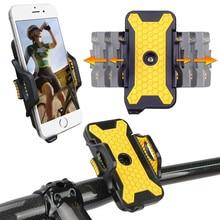 Bicycle Bike Mobile Phone Holder Mount Stand Soporte Movil Para For Sony Xperia X XA Performance XZ M M2 M4 M5 Aqua Dual L C2105
