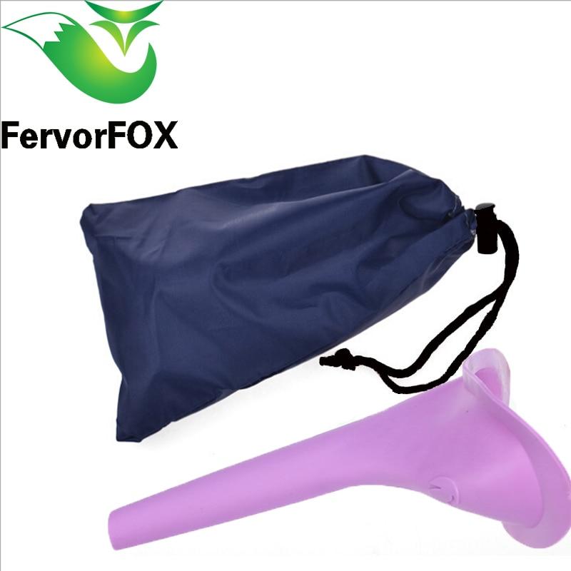 Kiváló minőségű új urinol női női piszoár női nők utazási kemping szabadtéri hordozható vizeletürítés eszköz