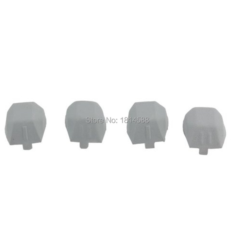 4pcs Rubber Feet Shock Protection Upgrade For Hubsan X4 H107 H107c Rc Quadcopter Remote Control Toys