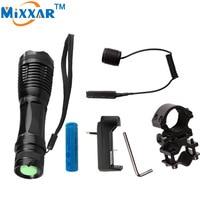 Zk50 CREE XM L T6 4000LM Lantern LED Tactical Flashlights Linterna Torch Light Hunting Flash Light