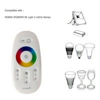 OSIDEN 2 4G LED RGB RGBW Controller DC12 24V Touch Screen RF Remote Control For RGB