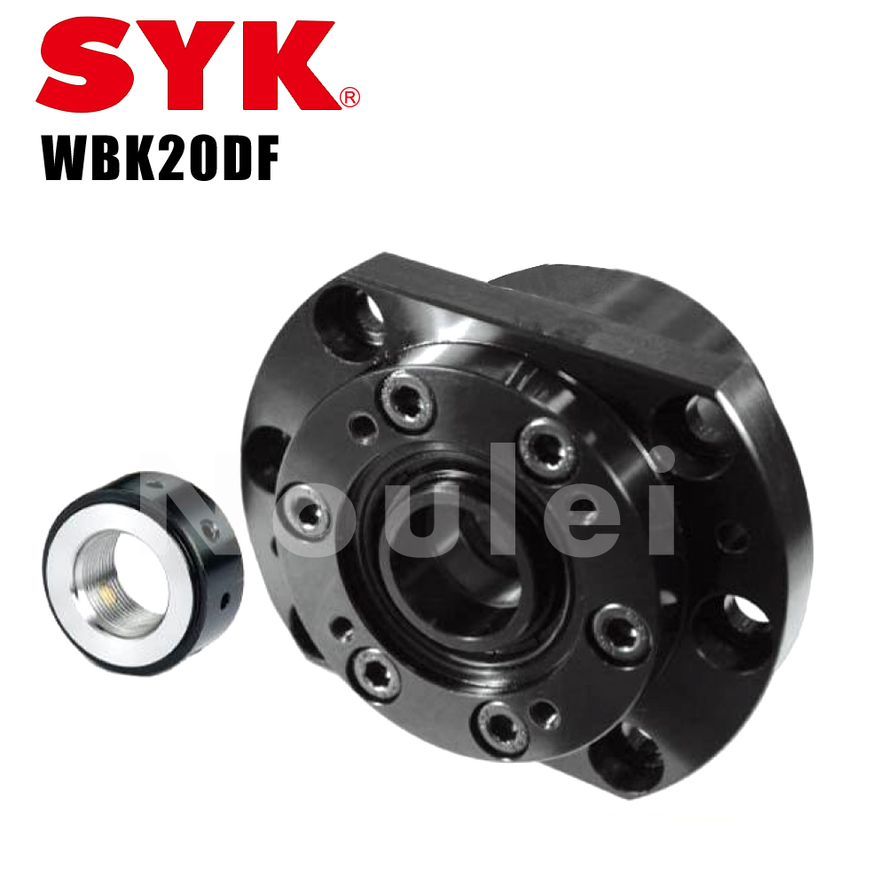 Taiwan SYK Ball screw Support Unit  WBK20DF Black недорого
