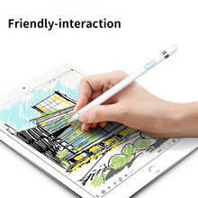 WIWU Tablet Touch Pencil for iPad Pro 9.7 10.5 12.9 inch High Precision Stylus Pen for Apple Pencil Rechargeable Pen for iPad все цены
